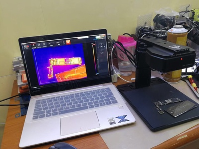 Quick Diagnostic Instrument Thermal Imager PCB Tester Machine for Smartphone Mainboard Repair 5