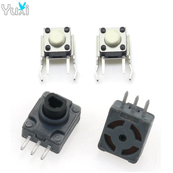 цена на YuXi 4pcs LB RB LT RT Micro Switch Button Replacement Part for Xbox 360 Controller Trigger Button