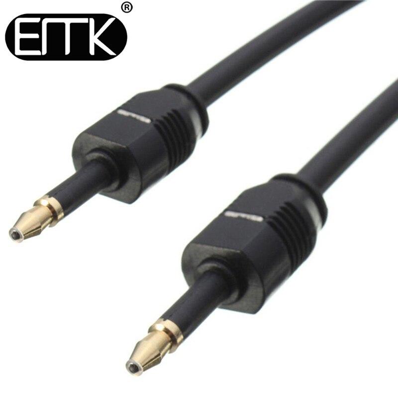 Emk Spdif Optical Audio Cable Digital Mini Toslink To Rhaliexpress: Mini Toslink To Optical Audio Adapter At Elf-jo.com