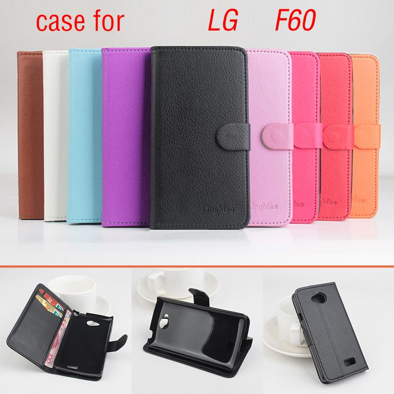 Phone case bags for LG F60 About Flip Cover Mobile Phone Bag