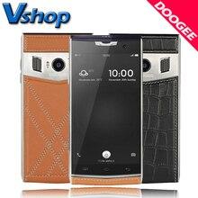 Origine Doogee T3 4G Mobile Téléphone Android 6.0 3 GB RAM 32 GB ROM Octa Core 720 P 13.0MP Caméra Dual SIM 4.7 pouce HD Cellulaire Téléphone