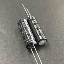 10pcs 3300uF 10V KOSHIN KRM סדרת 10x30mm 10V3300uF אלומיניום אלקטרוליטי קבלים