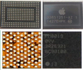 1pair/lot 338S1251-AZ + PM8019 338S1251 main power and small power ic for iphone 6 6-plus