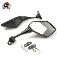Moto Racing Motorcycle Mirrors Sport Bike Rear View Mirror For Honda CB919 CBF1000 CBF 1000 A CBF600/SA CBF 600 F4 F4i Motorbike