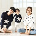 Casual Family Clothing Hoodies Clothes Mother Daughter Clothes Father Son Matching Clothing Family Style Set Kids Tee HP18 3XL