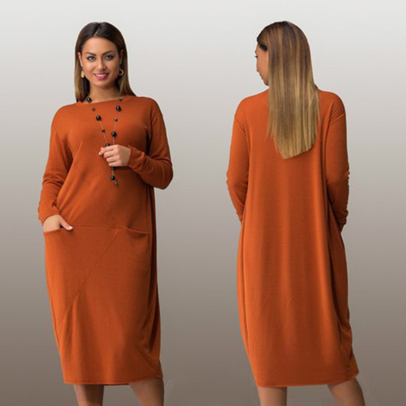 Casual Dress for Plus Size Women