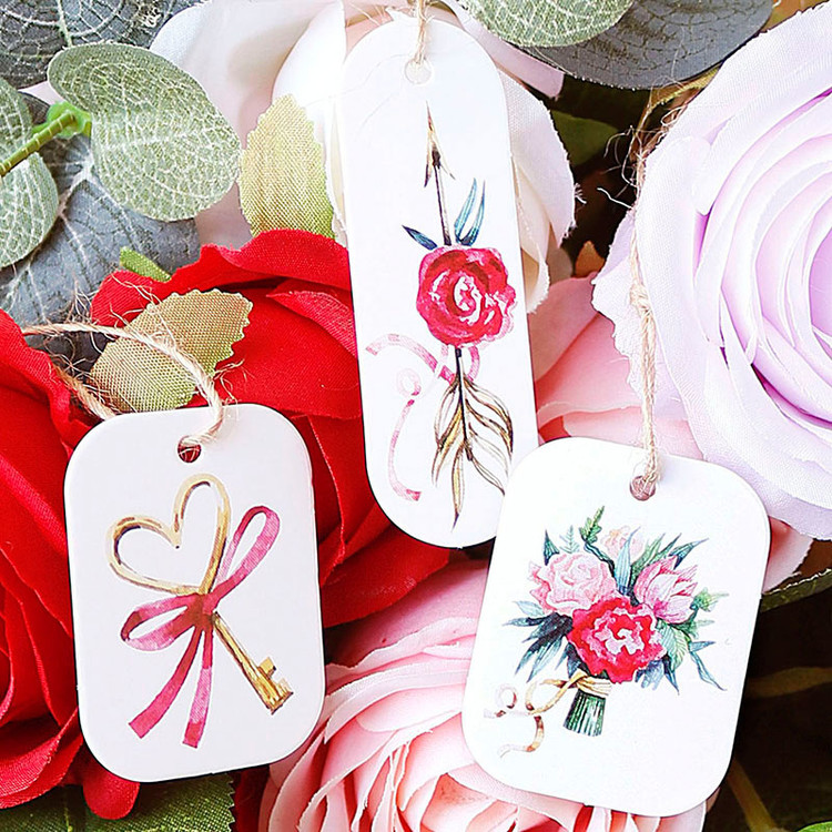 flower paper tag (1)