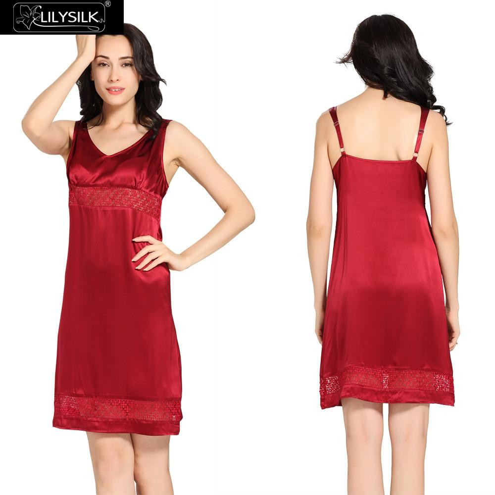 1000-claret-22-momme-wide-strap-silk-nightgown
