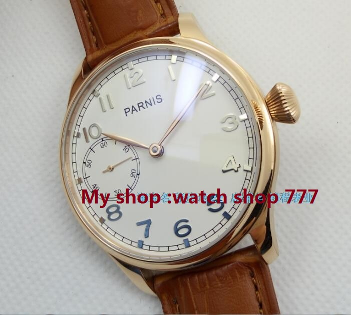 44mm PARNIS ST3600/6497 gooseneck Mechanical Hand Wind movement Mechanical watches  men's watches wholesale o21 sapphire crystal 44mm parnis st3600 6497 gooseneck mechanical hand wind movement mechanical watches men s watches wholesale o27