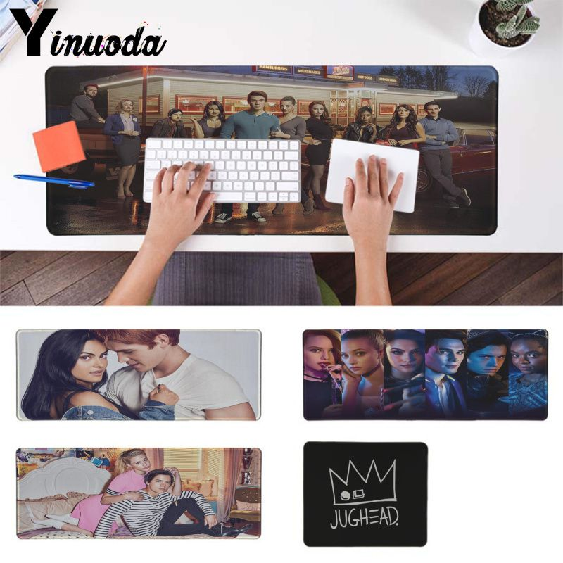 Yinuoda Junge Geschenk Pad Riverdale Jughead <font><b>Jones</b></font> Gummi <font><b>TV</b></font> Maus Durable Desktop Mauspad Büro Mäuse Gamer Weichen gaming Maus Pad image