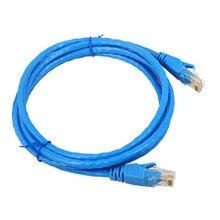 Супер пять сетевой кабель Gigabit компьютерный кабель широкополосный кабель витая пара сетевая перемычка 1 м супер YYJJ01