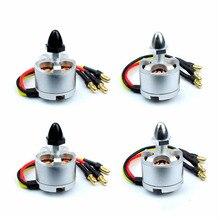 Voor DJI 2212 920kv Borstelloze Motor CW Sliver CCW Zwart Motoren Geen solderen voor DJI F450 F550 Quadcopter Drone