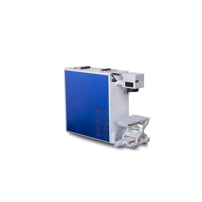 Tiesioginis gamykloje parduodamas 20W lazerinis metalo žymėjimo - Medienos apdirbimo įranga - Nuotrauka 2