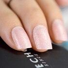 Light Pink Glitter F...