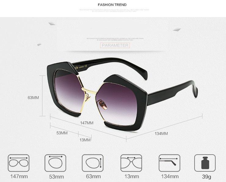 HTB1txj4PpXXXXaBXFXXq6xXFXXX7 - 2017 New Sunglasses Women Brand Designer Semi-Rimless Cat Eye Fashion Sun Glasses for Ladies Pink Oculos De Female Gafas