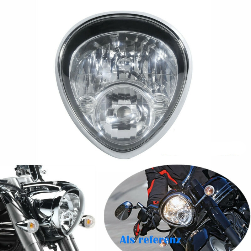 Motorcycle Motorbike Used Genuine Headlight Assembly For Yamaha Stratoliner S/Deluxe XV1900 06-16