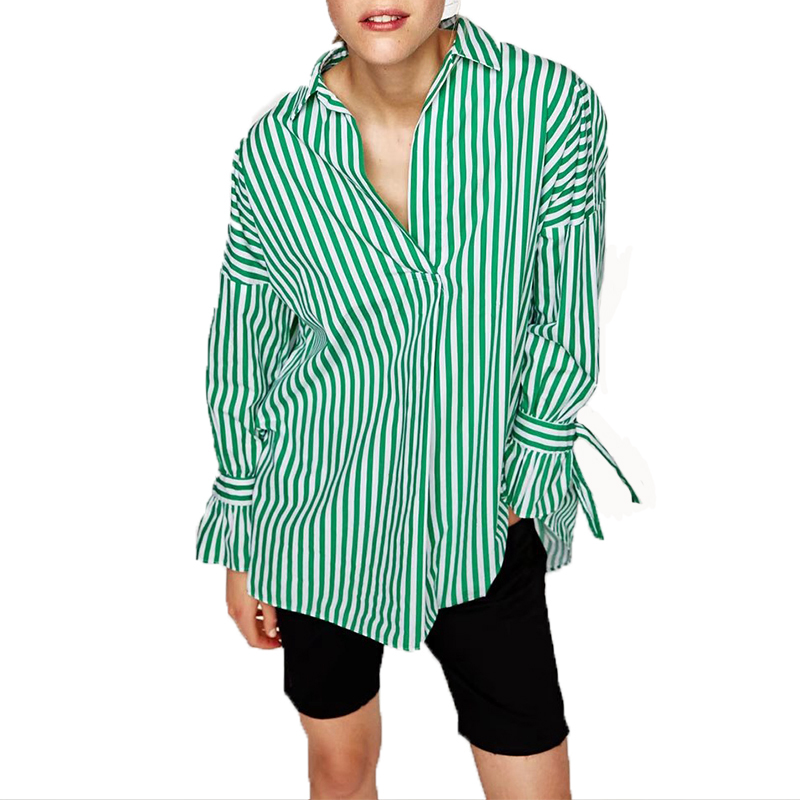Online Buy Wholesale white green stripe shirt from China white ...