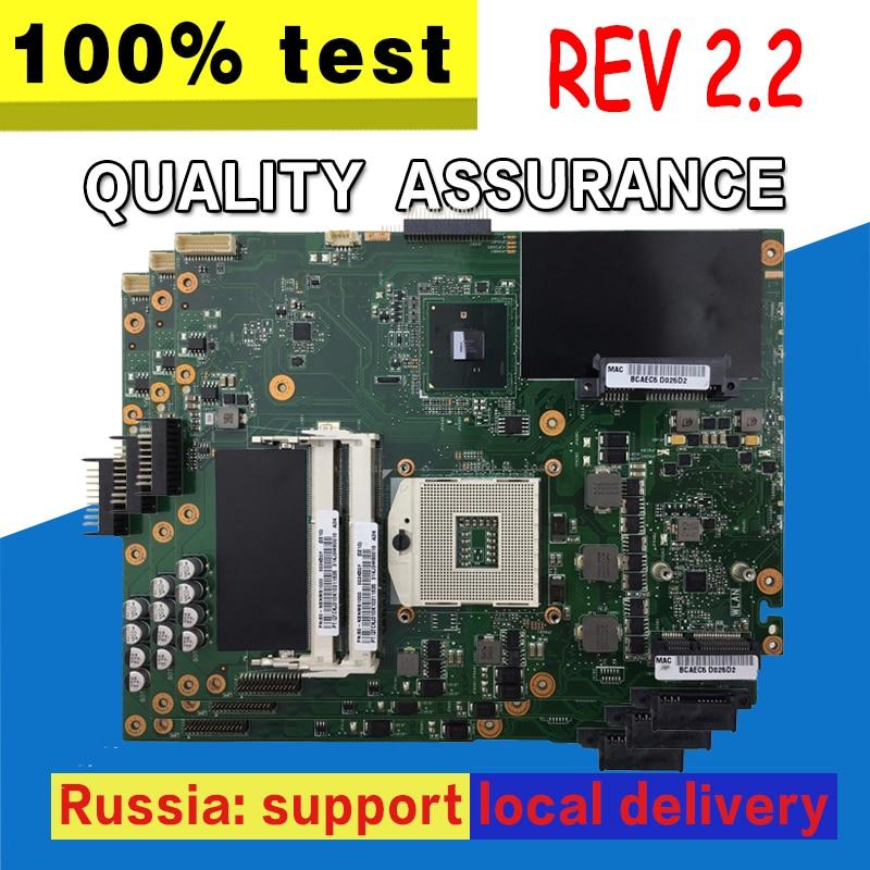 все цены на K52F Motherboard REV:2.2 HM55 PGA989 DDR3 For ASUS X52F A52F P52F Laptop motherboard K52F Mainboard K52F Motherboard test OK