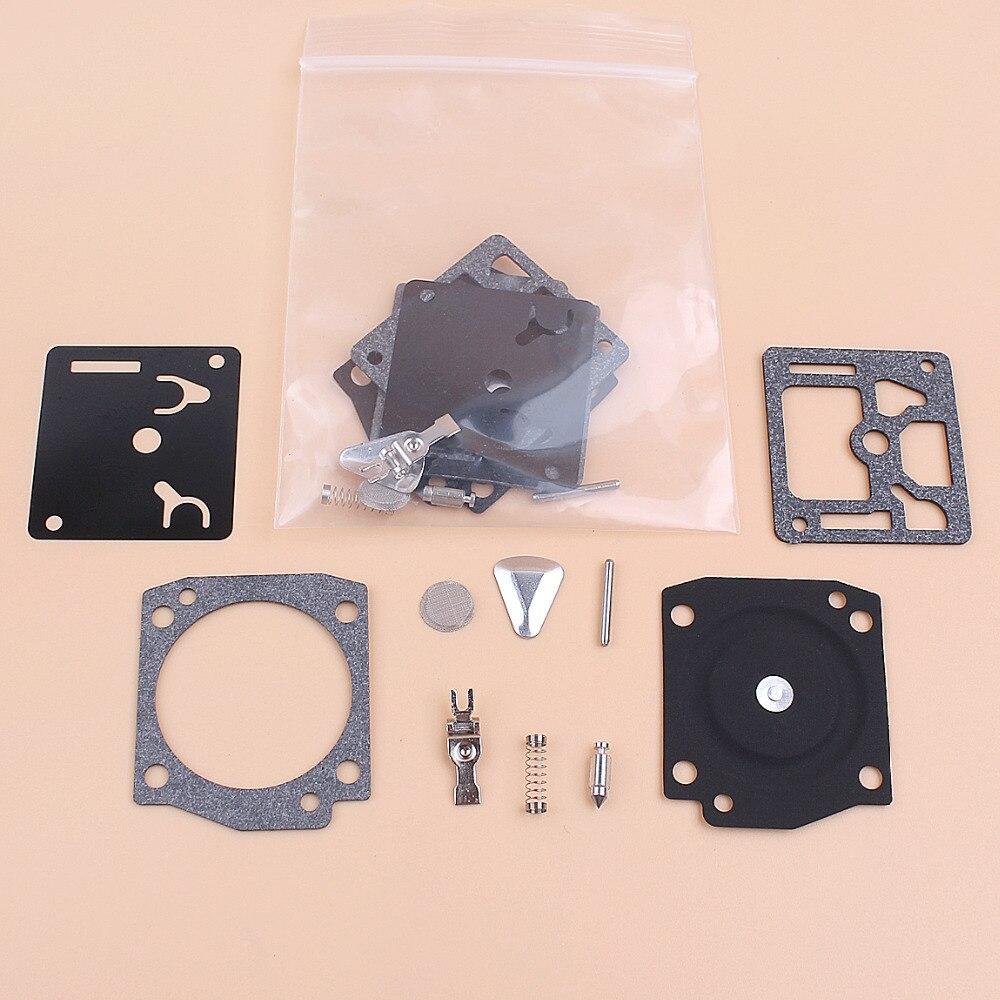 2Pcs/lot Carburetor Diaphragm Repair Kit For STIHL 034 MS340 036 MS360 044 MS 340 360  Chainsaw Zama Carburetor Repair Set
