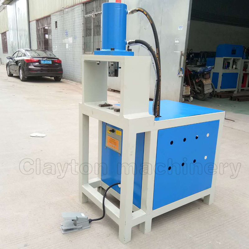 Hydraulic pipe punching machine Good quality aluminum window and door in Hydraulic Tools from Tools