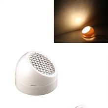 12 v Yacht RV Marine Boat LED Light Caixa de Plástico Branco Quente Luz Do Corredor