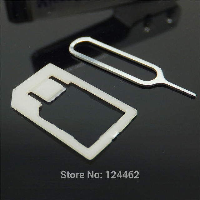 Micro SIM Card Cutter for iPhone 4 4S iPad