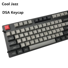 top printed dsa pbt keycap for mechanical keyboard 108 keys iso full set dolch keycaps color corsair filco minila