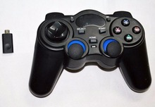 2.4GHz USB Wireless Gamepad Joystick Game Controller for Android TV/Box  PC GPD XD New w/ OTG Converter Computer Game