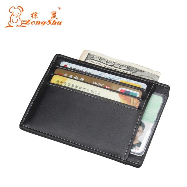 Men Travel Wallet Journey Organizer Passport Id Card Holder Ticket Credit Bag Case