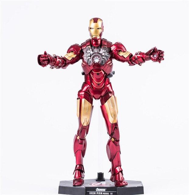 Фигурка коллекционная Железный человек Marvel 28 см ПВХ 5