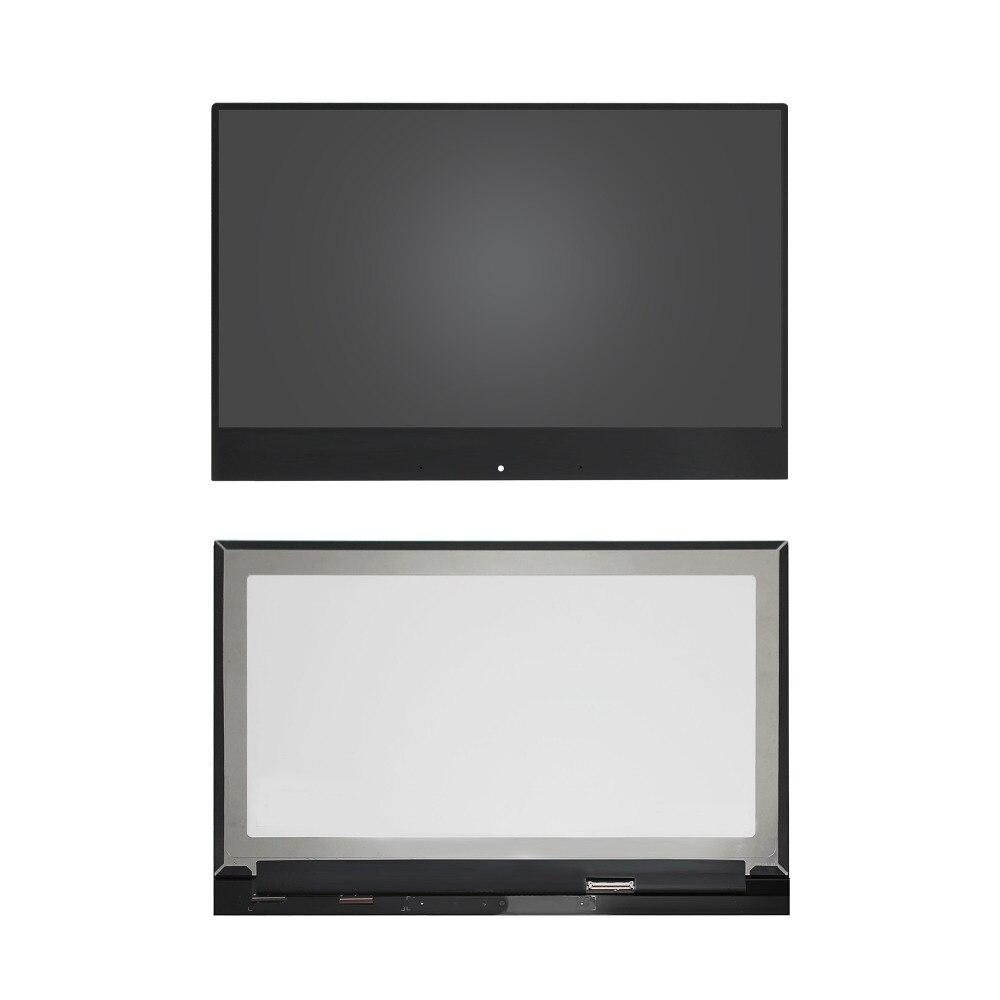 13,9 ''LCD Display Screen Panel Touch Digitizer Glas Montage Für Lenovo Yoga 5 Pro Yoga 910 13IKB 80VF 4 karat UHD FHD B139HAN03.2