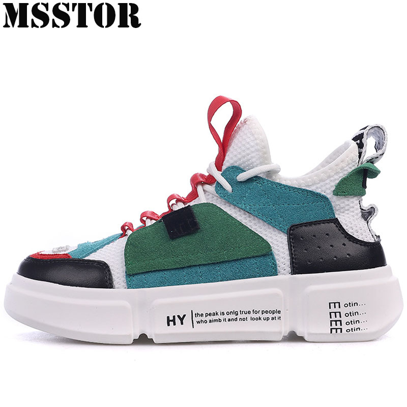 MSSTOR Women Men Running Shoes Woman Brand Summer Breathable Mesh Women Sport Shoes Outdoor Athletic Sports Run Mens Sneakers msstor women running shoes summer breathable mesh sport shoes for woman brand outdoor athletic sports run womens sneakers 35 40