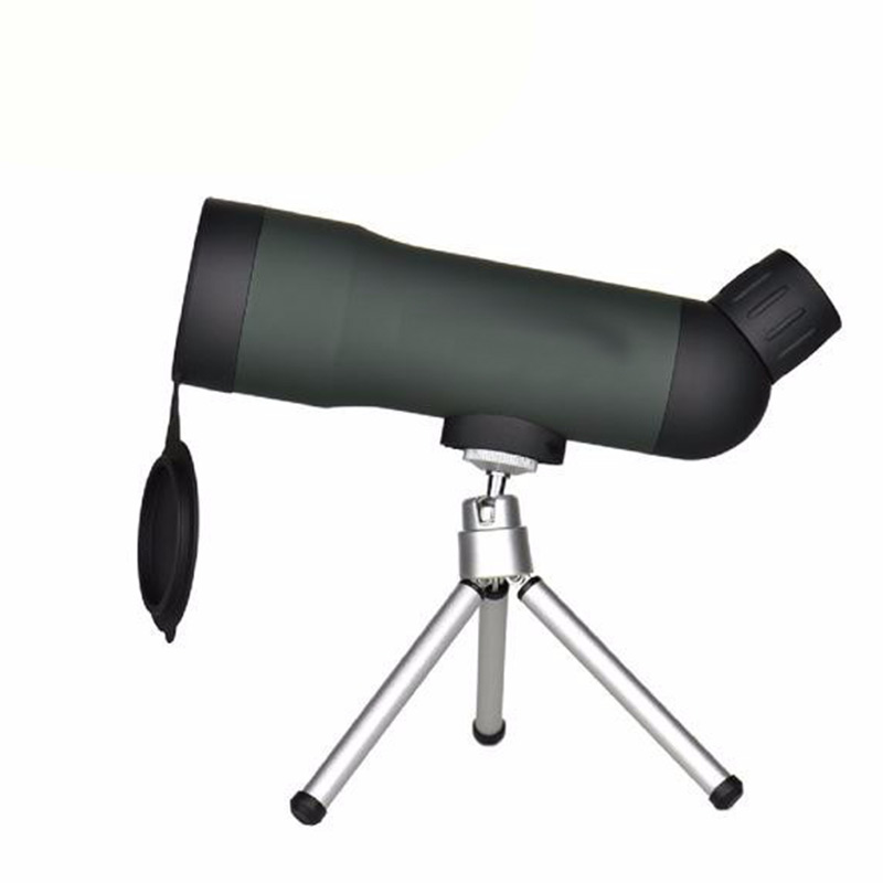 1 sets/5 pcs <font><b>20x50</b></font> Zoom HD <font><b>Monocular</b></font> Outdoor Telescope Night Version Spotting Scope With Portable Tripod Building Landscape image