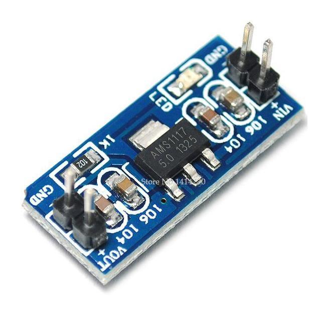 AMS1117 5V power supply module AMS1117-5.0 power module AMS1117-5.0V