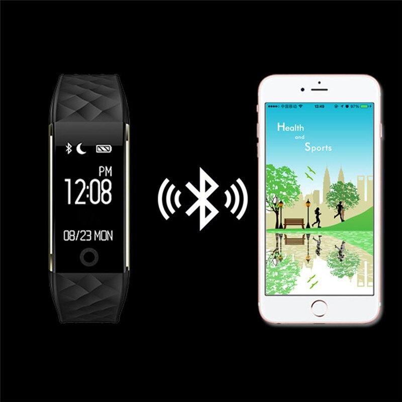 Smart Watch Waterproof For Android/IOS Men Women Kids Gift Luxury Sport Call Alarm Clock Reminder Wristwatch GPS Bracelet alarm clock robot kids gift