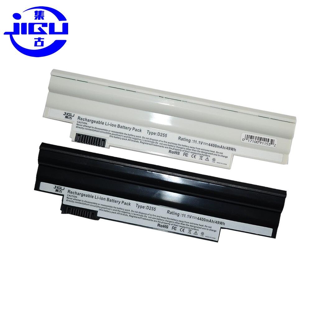 Baterai Acer Aspire One Happy D255 D257 D260 D722 Aod255 Putih 2 D270 722 Oem Jigu Pil 522 Ao522 Aod257 Aod260 Mutlu