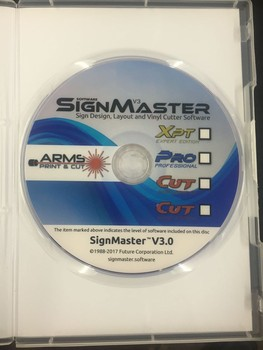cutting plotters software Signmaster common version suit for LIYU /jk