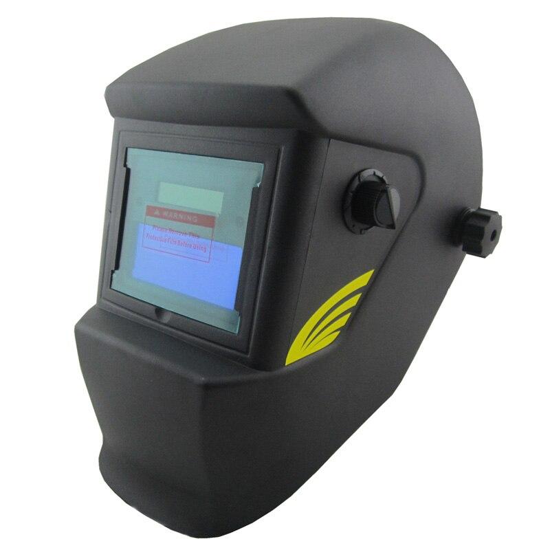 AAA bateria + Energia Solar automático auto escurecimento TIG MIG MAG MMA  máscara de solda capacetes máscara facial óculos de soldador proteção para  os ... 5d1c02ebfb