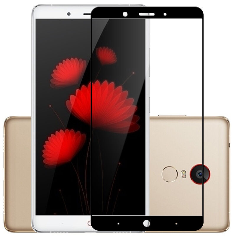 9H Protective Tempered Glass For ZTE Nubia Z11 Z17 Mini M2 Lite A2 Plus For ZTE Blade V8 Full Cover Screen Protector Film Glass(China)
