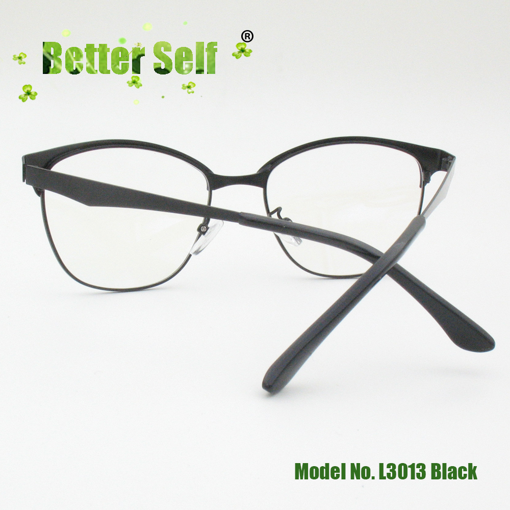 b7aa51887b Better Self L3013 South Korean Style Eyeglasses Myopia Spectacles Frame  Metal Cat Eye Men Women Optical Eyewear-in Eyewear Frames from Apparel  Accessories ...