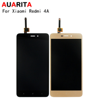 1pcs LCD For Xiaomi Redmi 4A 4 A LCD Display Touch Panel Screen Digitizer With Frame