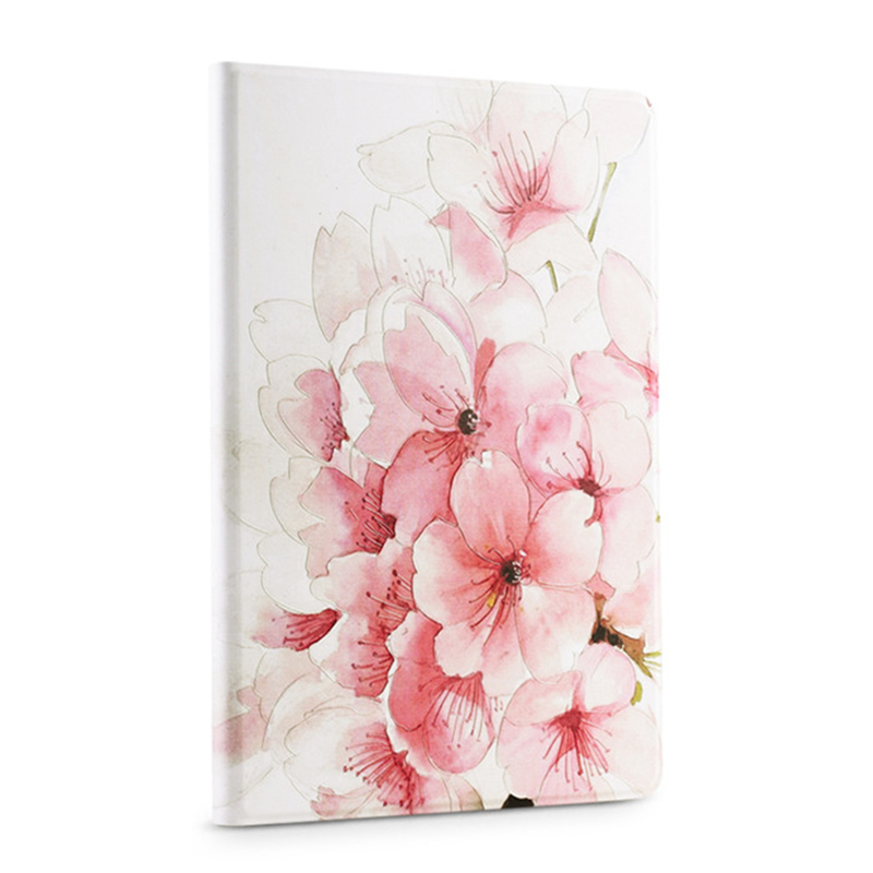 For ipad Pro 9.7 Tablet Case Stand 3D Relief Painting Flower Print Slim Leather Cover Protective Stand cases for iPad Pro 9.7