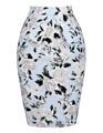 Estilo de verano 50 s Vintage Faldas 2016 Gracia Karin Polka Dot faldas Ocasionales de la Alta Cintura Midi Falda Plisada Tutú Saia Feminina barato