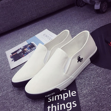 Flat Casual Fashion Men's Slip-on Outdoor Men loafers Shoe