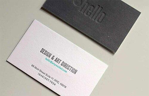 Online Get Cheap Letterpress Business Card -Aliexpress.com ...