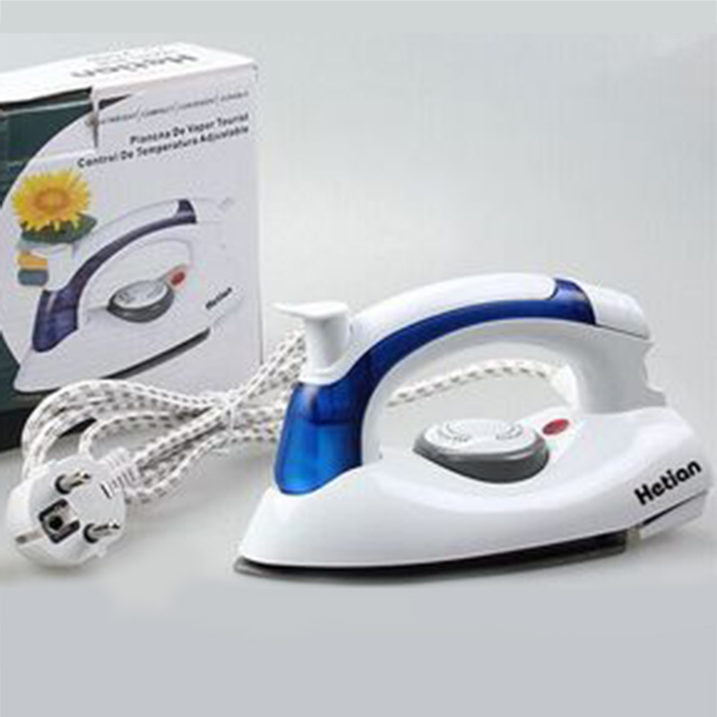 700W Folding Mini Steam Iron for Home Travel Portable Clothes Steam Iron