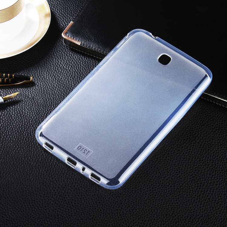 Фото Clear Soft Matte TPU Gel Cover case Skin For Samsung Galaxy Tab 3 7.0 T210 T211 SM P3200 sm-t211 T210 silicone Protective cover