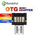 Micro USB для Anroid Телефон Tablet PC OTG Адаптер Конвертер USB адаптер для Samsung HTC Oneplus Xiaomi Для Lenovo Sony OTG Адаптер
