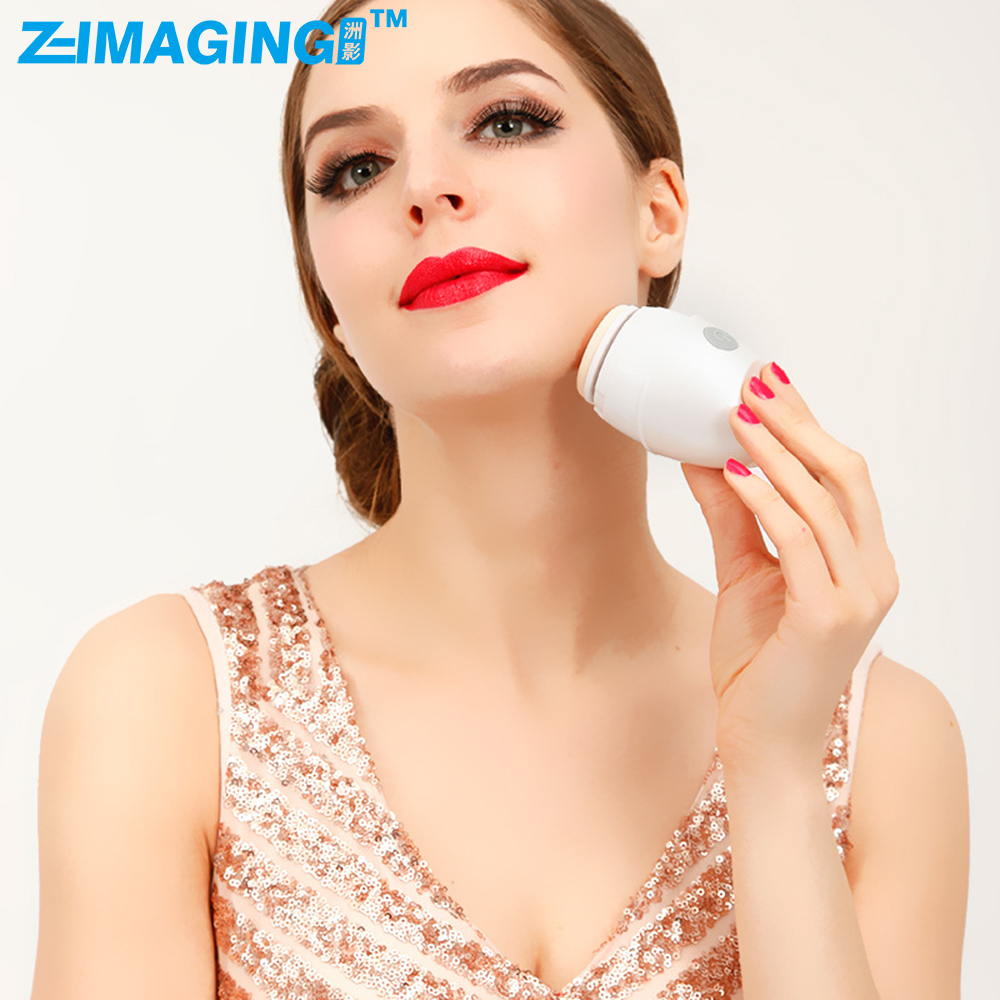 Hot Selling wholesale 3D Electric Smart Foundation Face Powder Vibrator Puff Sponge Cosmetic Beauty Spa Tool durian powder durian extract from fresh durian in hot selling 1kg
