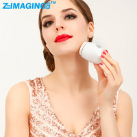Hot Selling wholesale 3D Electric Smart Foundation Face Powder Vibrator Puff Sponge Cosmetic Beauty Spa Tool
